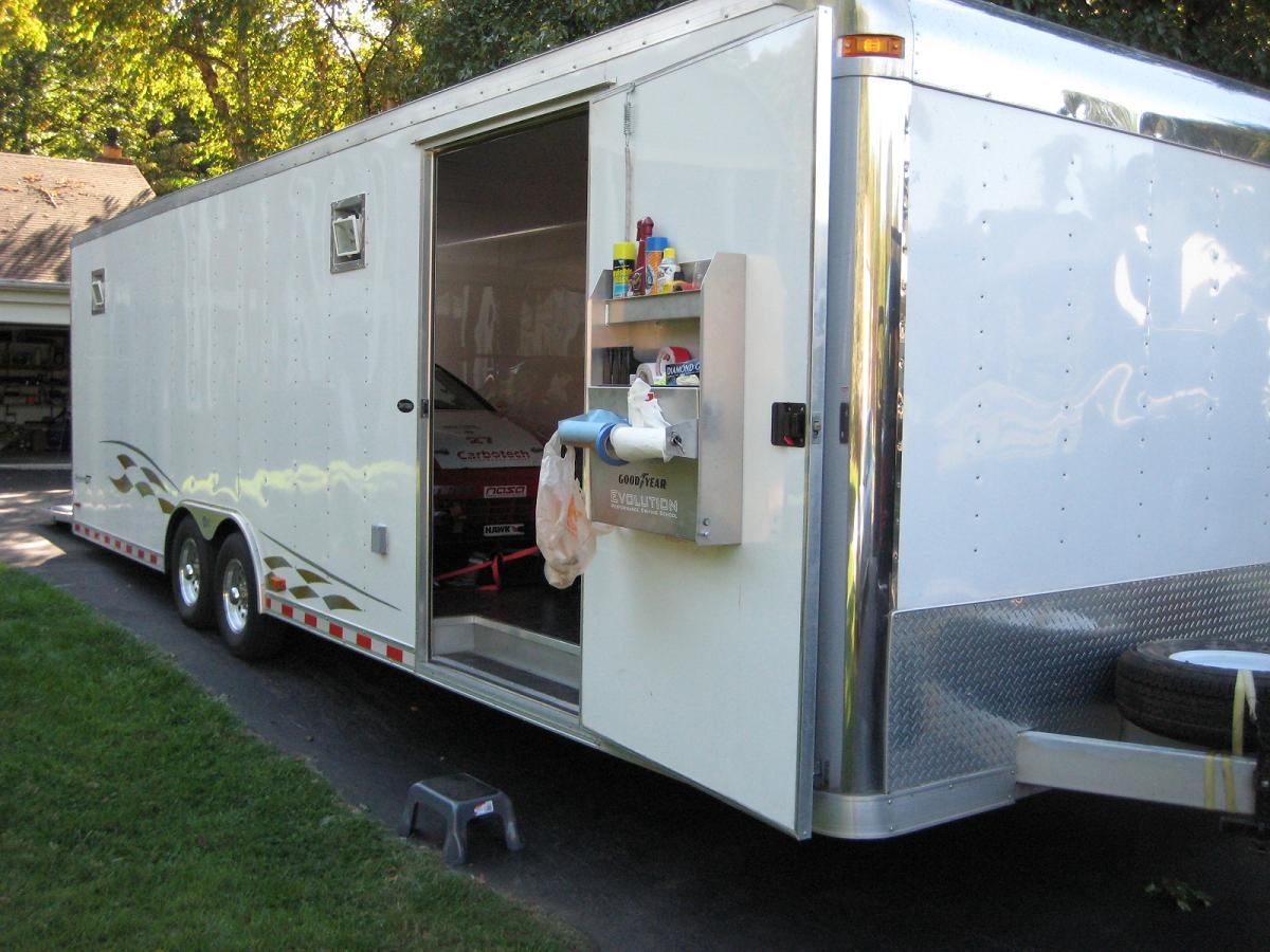 Friends Race Car Trailer Got Stolen Last Night Keep An Eye Out For Wiring It